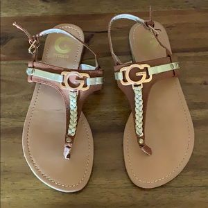 Authentic G by Guess sandals 7.5